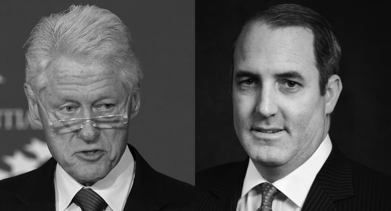 Bill Clinton's Body Man Is a Pathetic, Greedy Grifter