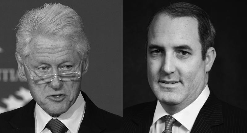 Bill Clinton's Body Man Is a Pathetic, Greedy Grifter