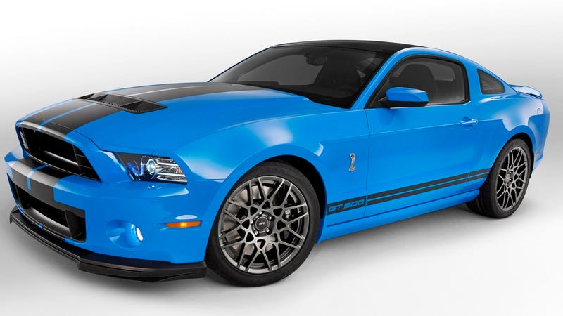2013 Ford Mustang Shelby GT500: Photos