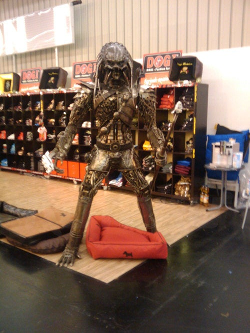 Predator: Made from Spare Parts, Made of Awesome