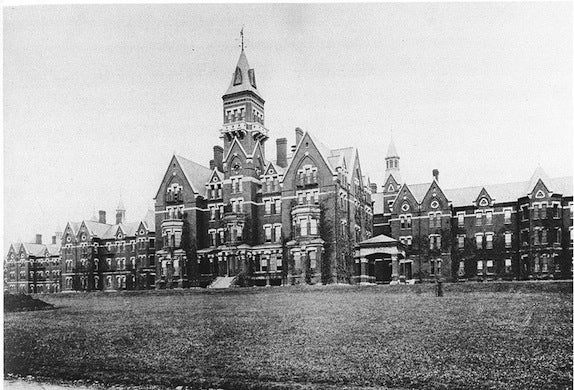 Insane Asylum Inspires Lovecraft and Batman Then Becomes A Residential Community