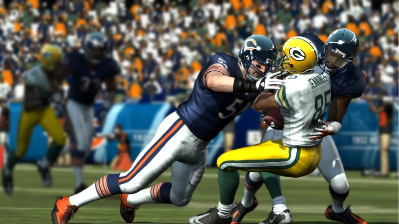 Concussions Will Be Rare In Madden NFL 12, And No One Gets Suspended