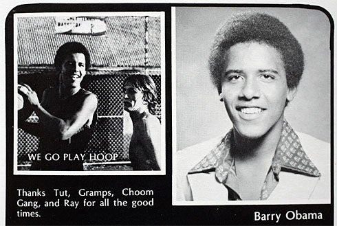Obama's High School First In SI Survey. No Mention Of Ridgemont High