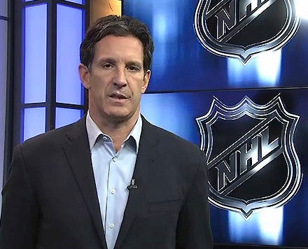 "Brendan Shanahan Relates To NHL Players Because He's ""Committed A Lot Of These Crimes"" Himself"