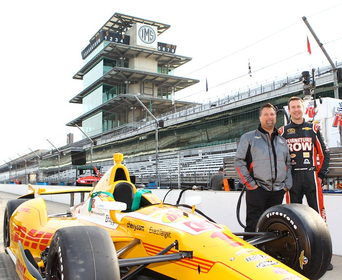 """Could a NASCAR """"taxi-cab"""" driver ever win the Indy 500?"""