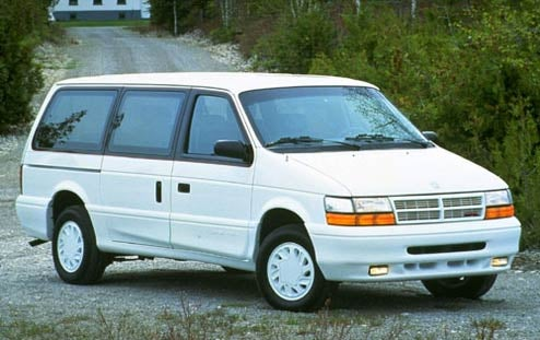 Maximum Minivan Day: All Hail The 25th Anniversary Of The Minivan!