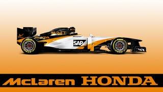 Nice Honda McLaren Concept Art