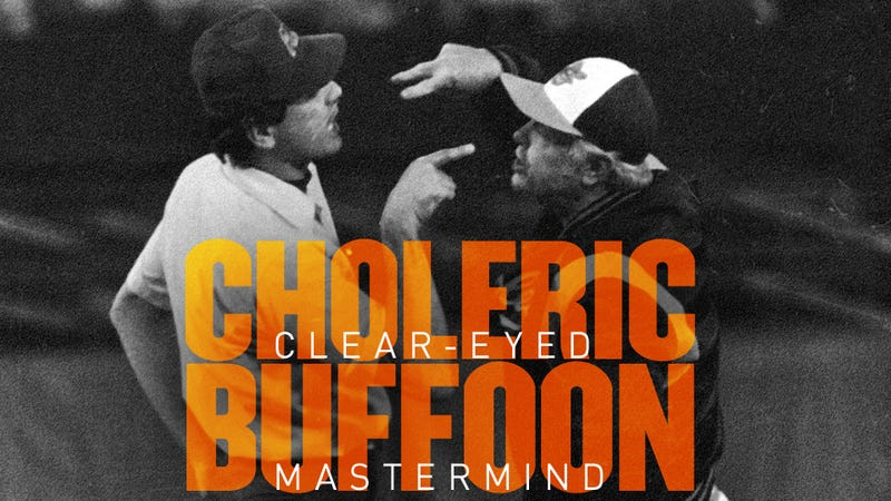 Tell It To Your Analyst: The Raging Genius Of Earl Weaver