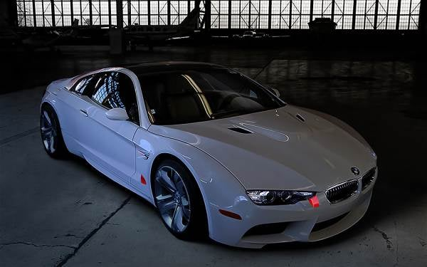 New BMW M1 Exists Only In Imagination Land