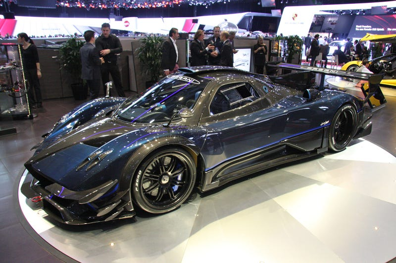 The Zonda Revolucion Is Pagani's Most Insane Creation Yet