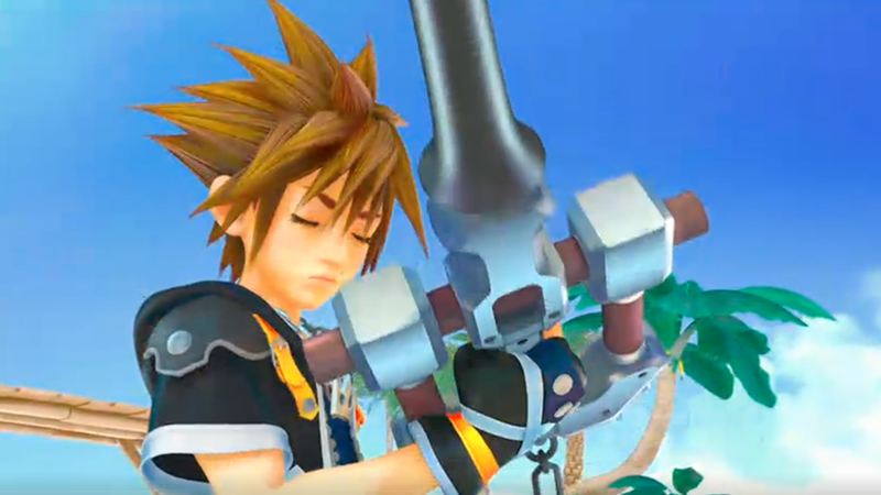 Kingdom Hearts 3 Is Coming to the PS4