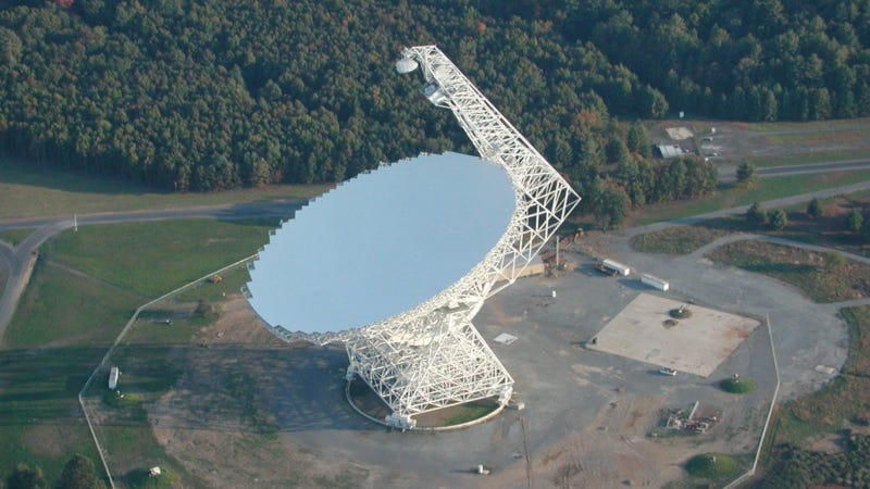 This Two-Acre Telescope Powers Science's Search for Dark Energy