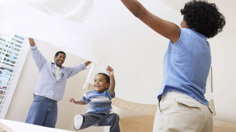 Kids With Happy Supportive Families Probably Grow Up to Have Happier Marriages