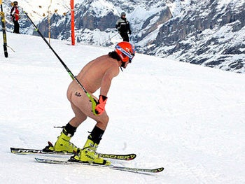 Winter Sports, The Full Monty And You