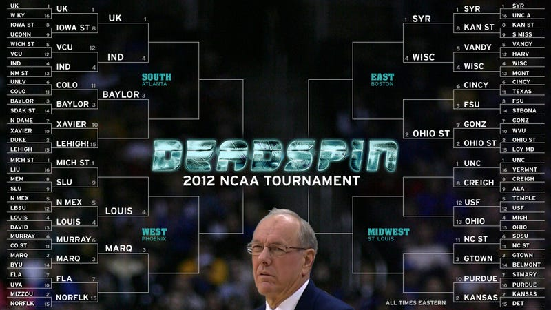 Deadspin Does March Madness, Day Three