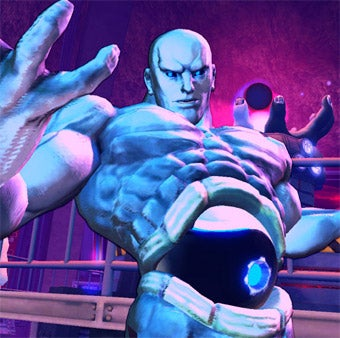 Capcom: SFIV Seth And Sagat A Tad Overpowered