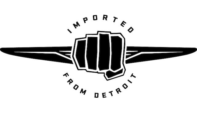 "Chrysler sues Detroit company for exporting ""Imported from Detroit"" clothing"