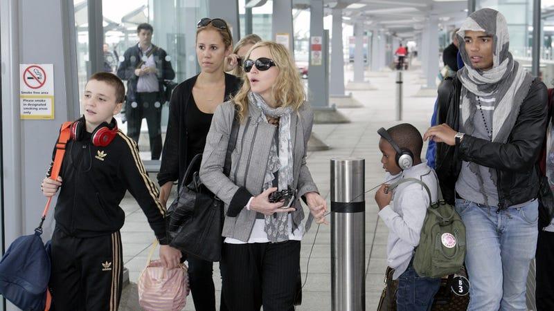 Madonna Celebrates 53rd Birthday with 24-Year-Old Boyfriend