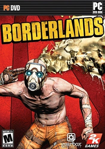 Snag An Early PC Copy Of Borderlands? Good Luck Playing It