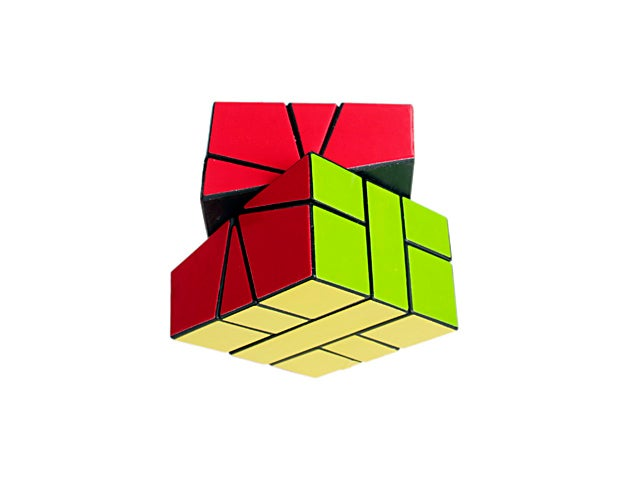 The Irregular Rubik's Cube