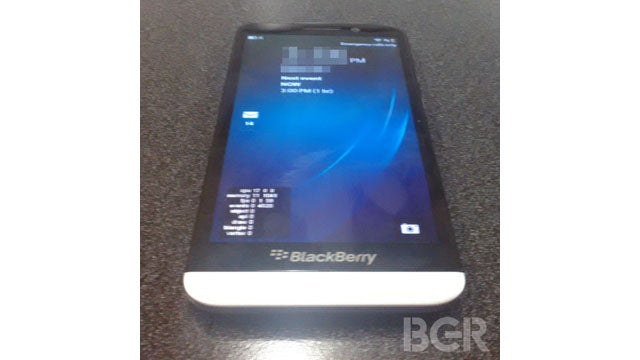 Is This 5-Inch Phone BlackBerry's New Hope?