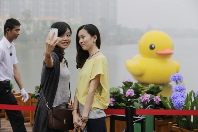 In China, There Are Too Many Giant Rubber Duck Rip-Offs