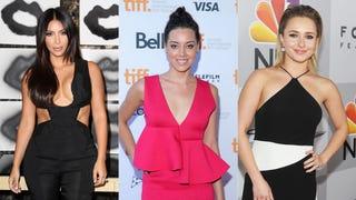 Ugh, More Nudes of Female Celebrities Leaked