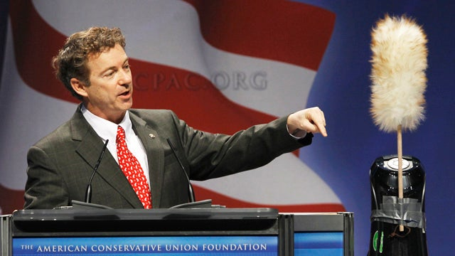 Now Rand Paul Wants to Be President