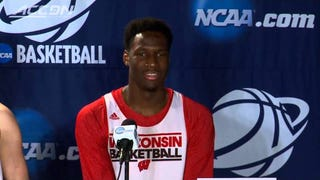 Wisconsin's Nigel Hayes Caught By Hot Mic, Nearly Dies Of Embarrassment