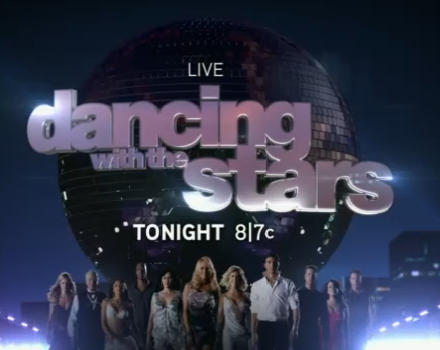 LIVE: Dancing with the Stars, Season 10, Week Two