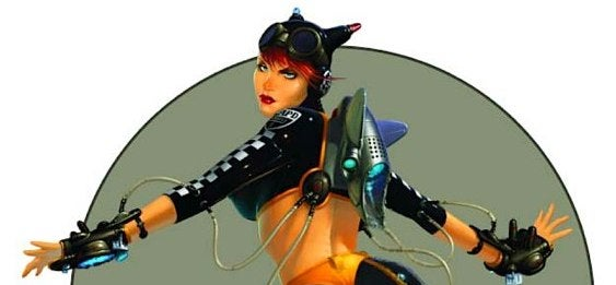 Minority Report Jetpack Designer Gets Sexy With It