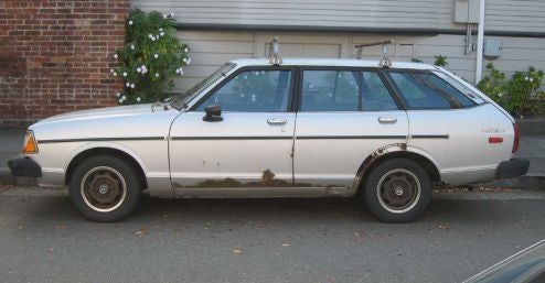 1980 Datsun 210 SL Station Wagon, With Bonus Datsun Poll