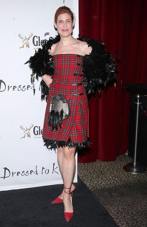 Skirting The Issue At 'Dressed to Kilt' Fashion Show