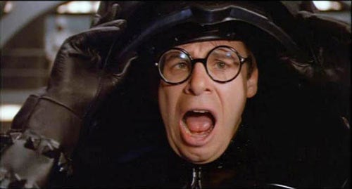 The Most Popular Password Is 123456 (Just Like Spaceballs)