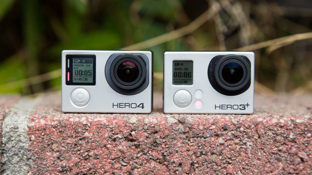 GoPro Hero4 Hands-On: Action Cam Goes Beast, For a Price