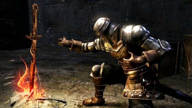 What Dark Souls Is Really All About