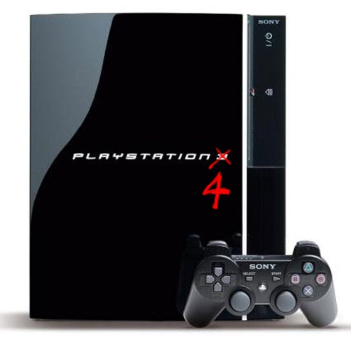 Sony PS4 Will Use Existing PS3 Cell Processor