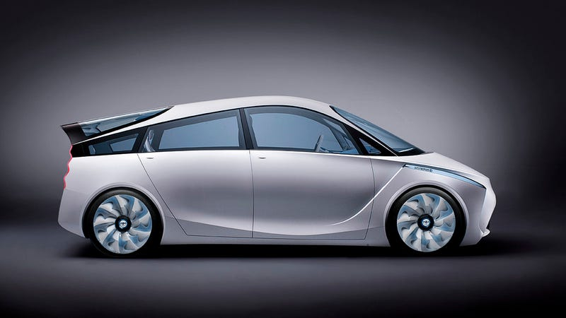 Toyota FT-Bh Gallery