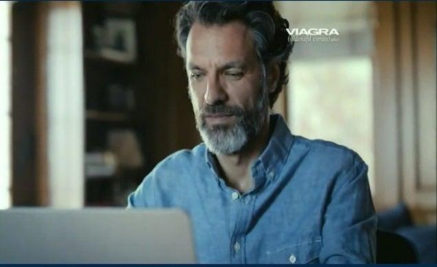 Viagra commercial actors
