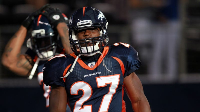 "Knowshon Moreno Faces DUI Charges After Being Pulled Over In Bentley With ""SAUCED"" License Plate"