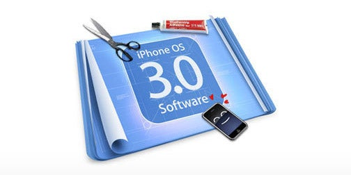 iPhone OS 3.0 Beta 5 Is Out Now