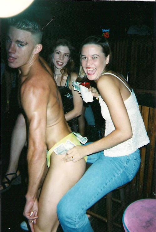 Here's a Picture of Channing Tatum As an Actual Stripper