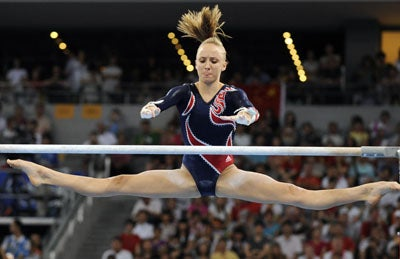 Nastia Liukin Gets Silver In Olympic Uneven Bars Controversy