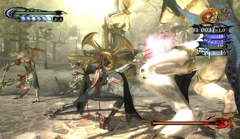 "Bayonetta's ""Perfect"" Famitsu Score - There's A Catch"