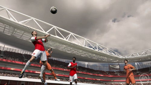 FIFA 11 Personality+ Screenshots