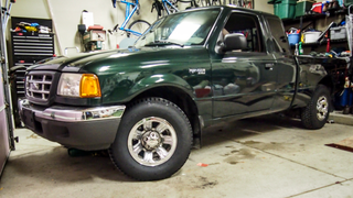 Here's How You Can Restore An Old Ford Ranger For Fun And Profit