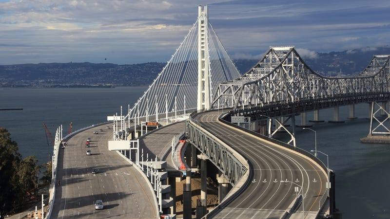 The Two-Year Plan To Demolish San Francisco's Old Bay Bridge