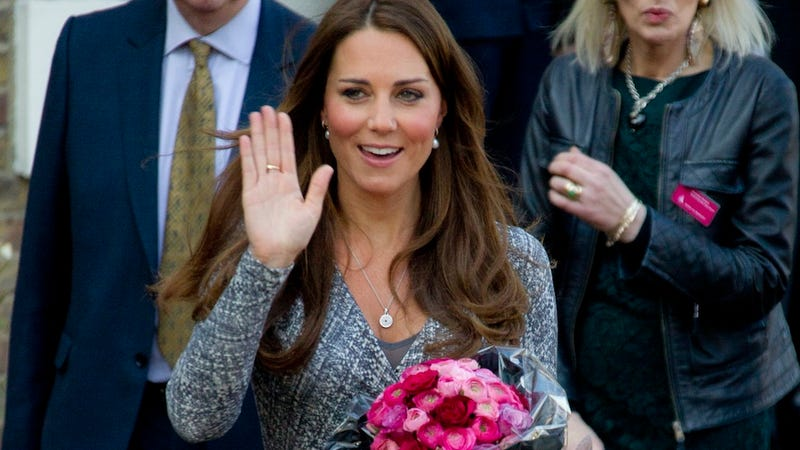 Kate Middleton Probably Giving Birth, Like, Right Now [UPDATED]