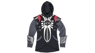 Fight for the Inquisition in style with this <i>Dragon Age</i> armor Hoodie