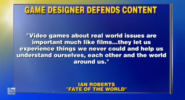 Oh, Fox News. Will You Ever Not Suck At Talking About Video Games?